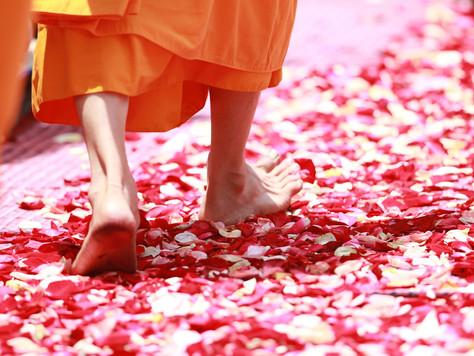 Le yoga ? Un chemin vers la spiritualité et l'amour...