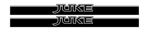 Nissan Juke Side Stripes