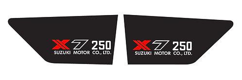 Suzuki Gt 250 x7 1982