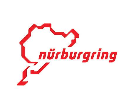 Sticker Nurburgring
