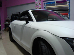 Audi TT_white matte