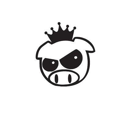 Sticker Pig