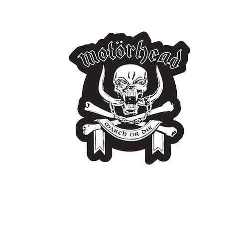 Sticker Motorhead