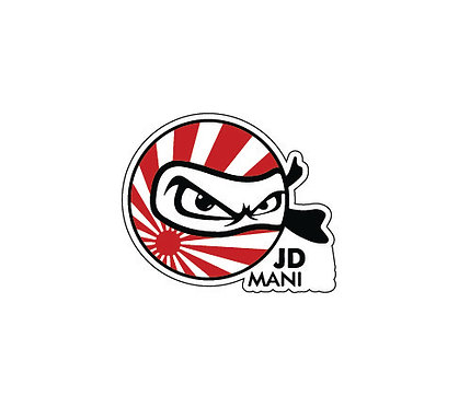 Sticker JD MANI