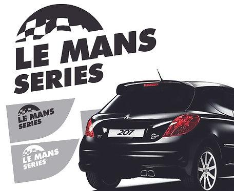 Le Mans Series Peugeot 207