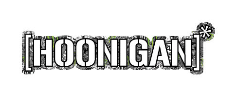 Hoonigan Bombsticker 14cm