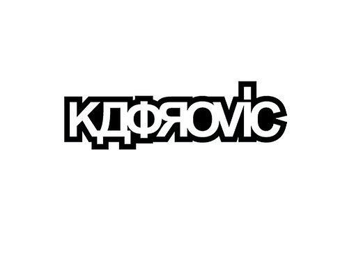 Sticker Kafrovic