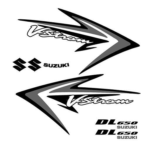 Suzuki V-storm 650 2010