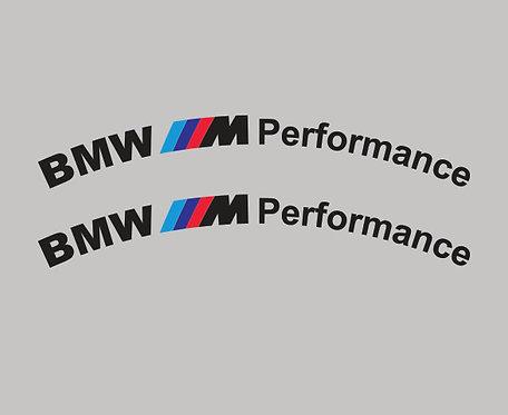 BMW M Performance brake caliper