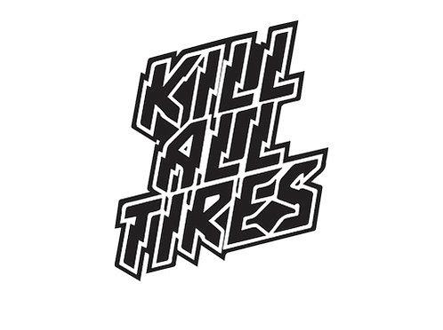 Sticker Kill All Tires