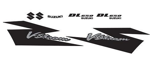 Suzuki V-storm 650 2005