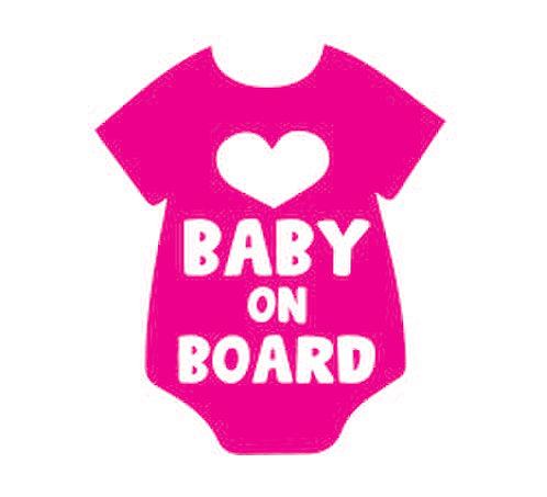 Sticker Baby on Board