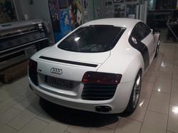 Audi R8 White Gloss3626
