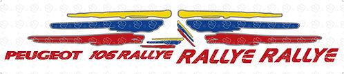 Peugeot Rallye 106 16v