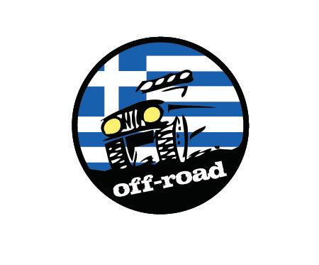 Sticker off-road
