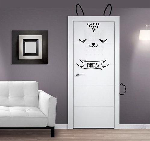 Αυτοκόλλητο Τοίχου & Πόρτας