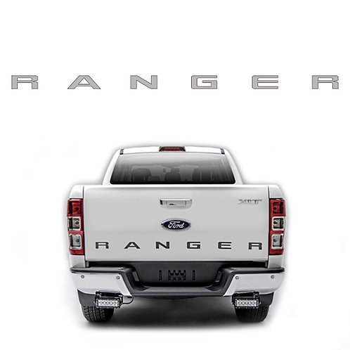 Ford Ranger back sticker