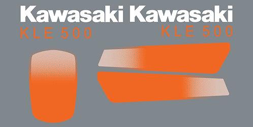 KAWASAKI KLE 500 2006-10