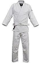 Fuji white judo gi