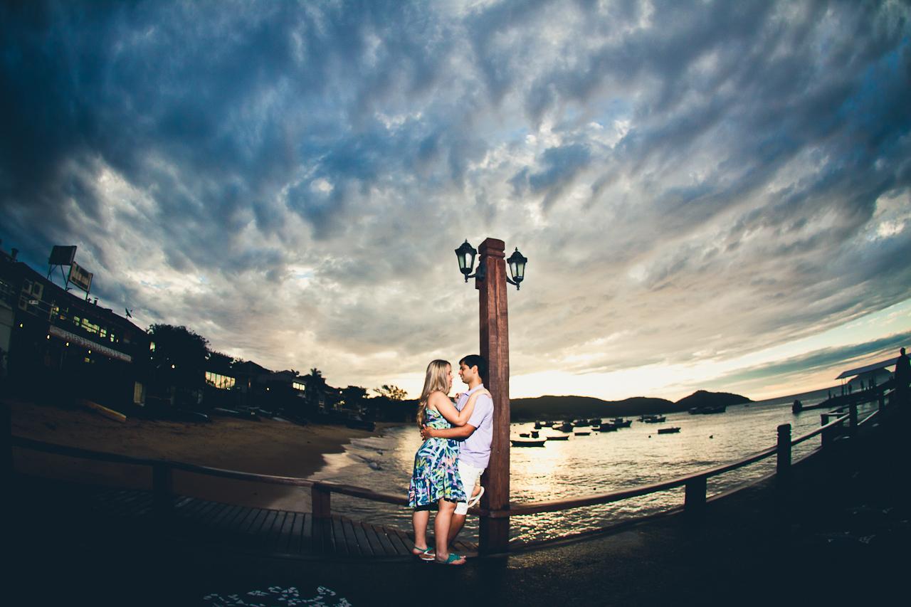 Fotografia de Pré Casamento