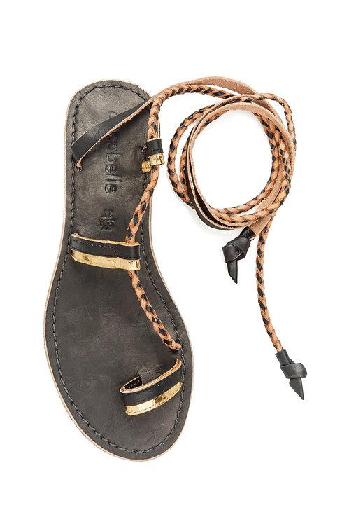 Sahara Leather Sandal