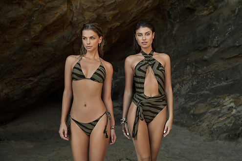 Shop Animal Print Swimsuits from sun vixen swimwear which is an online store for designer swimwear