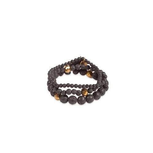 Zen Bracelet Black