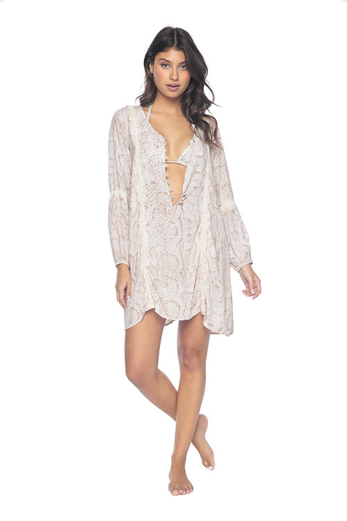 pilyq camilla tunic bathing suit cover up
