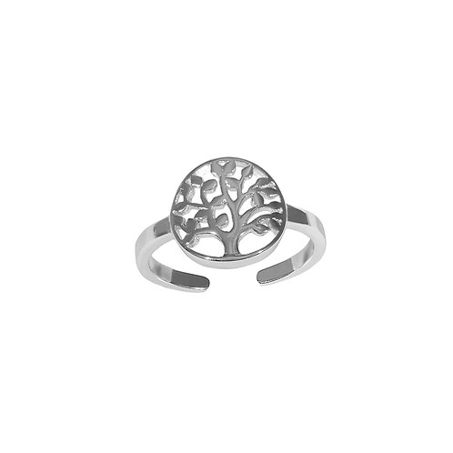 Tree of Life Toe Ring