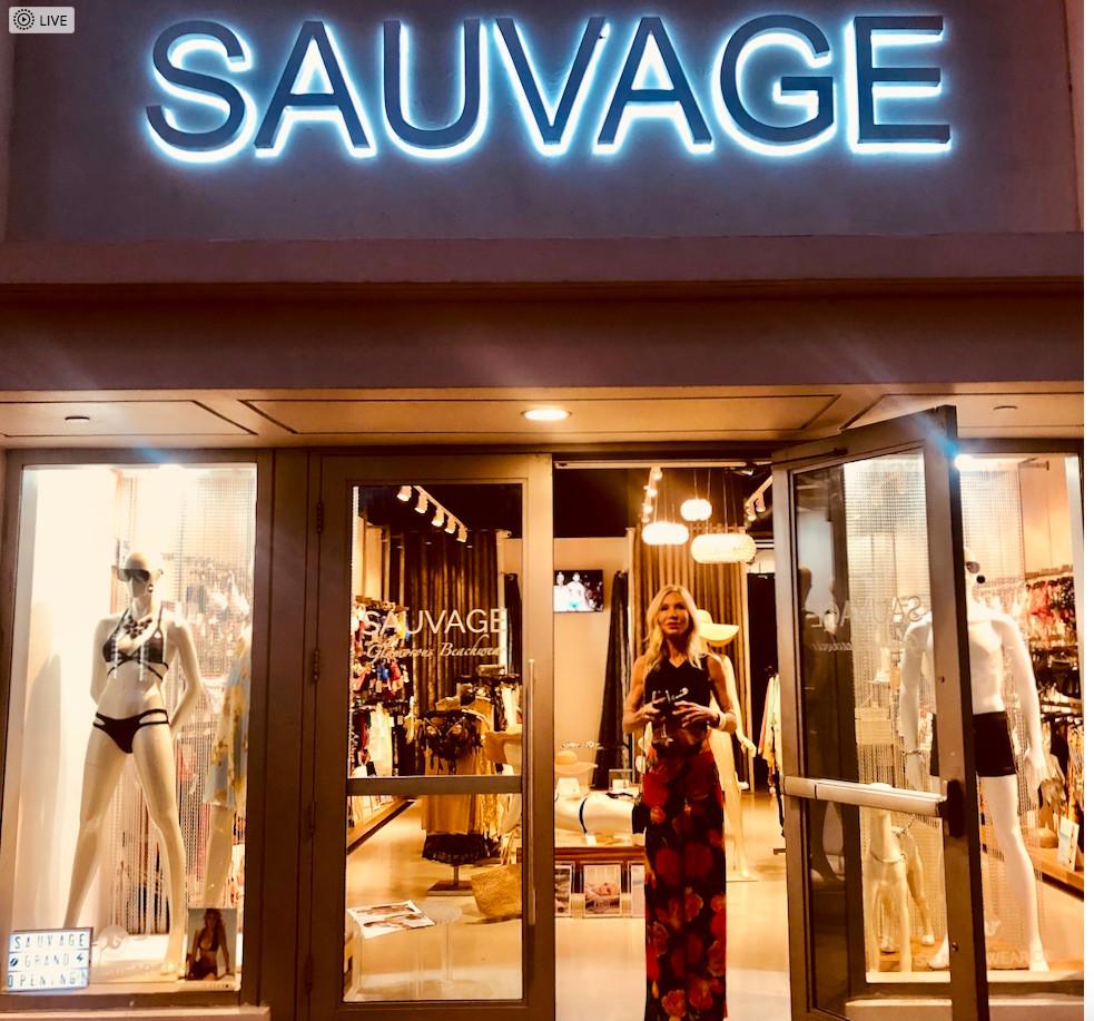 Sauvage South Beach Miami