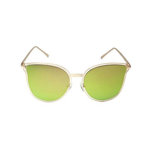 Rose Mirrored Sunglasses