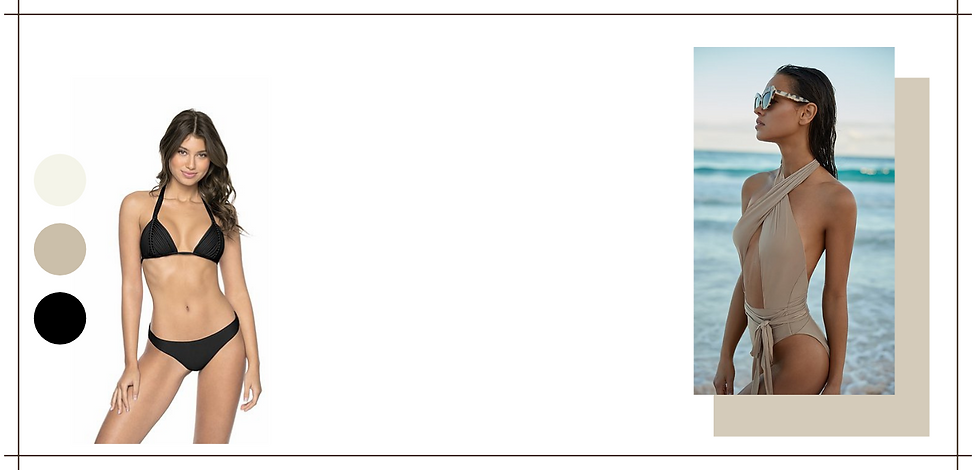 shop for the most trending minimalist designer swimsuits from sun vixen swimwear which is an online swimwear store located in canada and usa, shipping worldwide from canada selling best swimsuits, sexy bikinis, beach cover ups, one piece swimsuits and hottest bathing suits in canada and usa