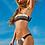 Boa Bandeau Bikini Top pq swim
