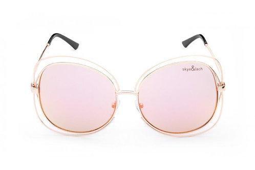 Skye & Lach sunglasses bombshell gold