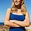 Blue One Piece Swimsuit | sea level australia
