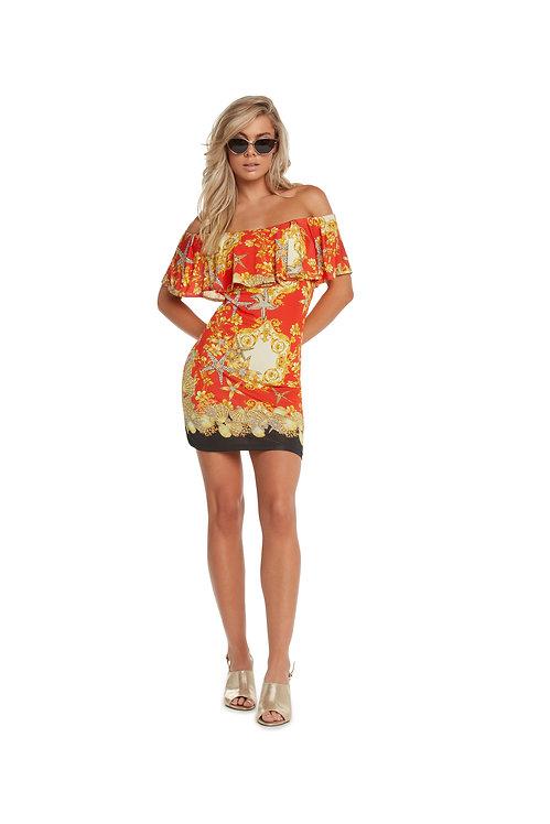 Beach cover up dress