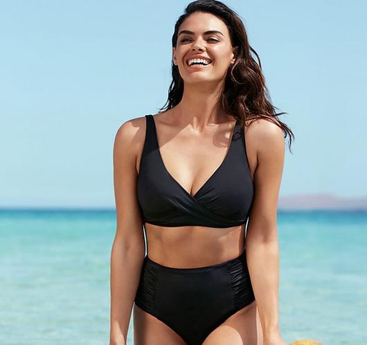 Tummy Control Bikini Bottoms sea level australia