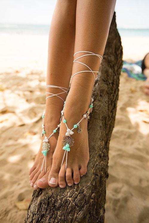 Cocobelle Barefoot Sandals