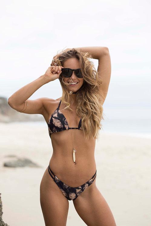 Arrow & Eve Bikini top and cheeky bikini bottoms