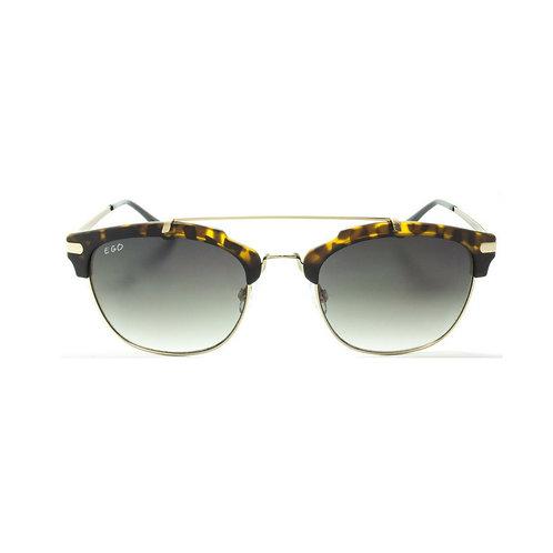 Gold & Tortoise Sunglasses