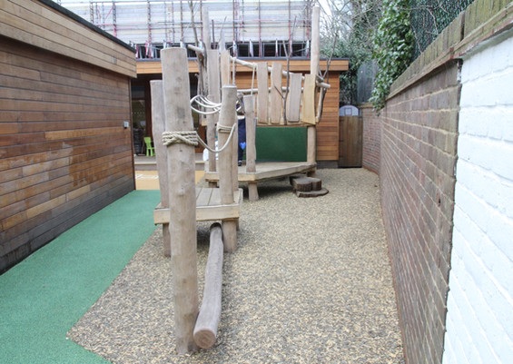 Reception Outdoor Area - The Rosary Primary in collaboration with Metropolitan Workshop Architects