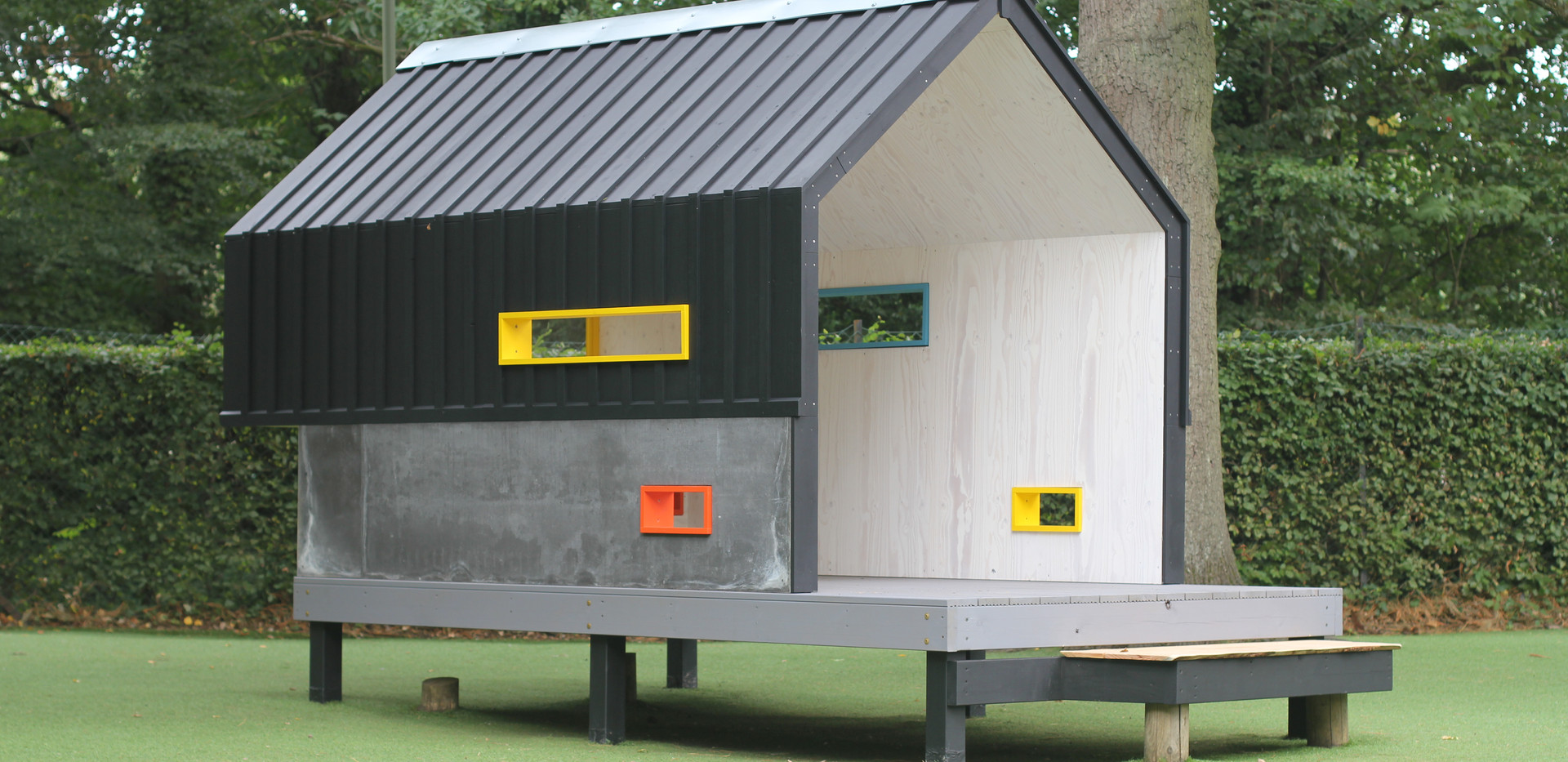Play Shed - Frensham Heights School
