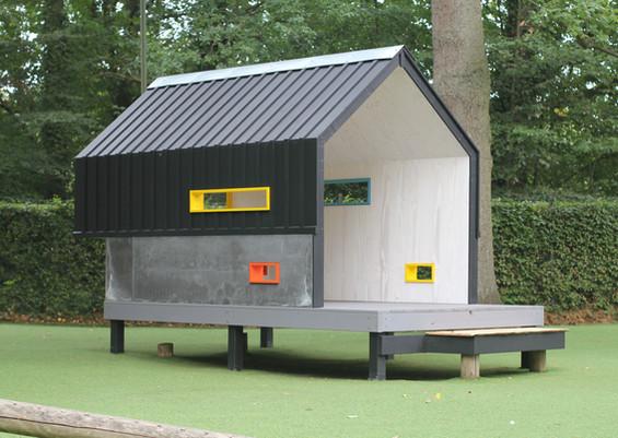 Play Shed - Frensham Heights School