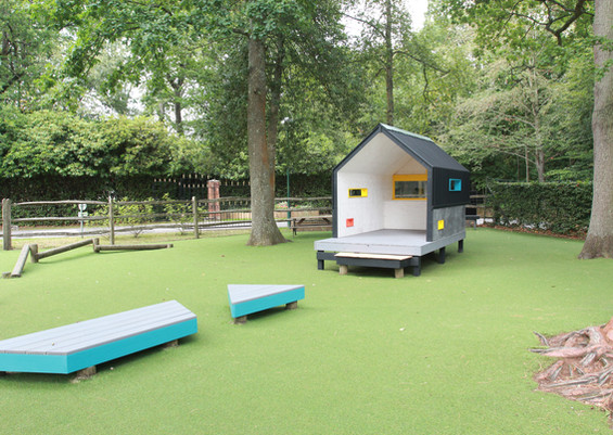 Junior Playground Frensham Heights School
