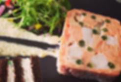Mosaic of Salmon and Monkfish Terrine.JP