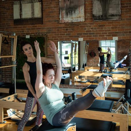 How can I afford to do Pilates...?