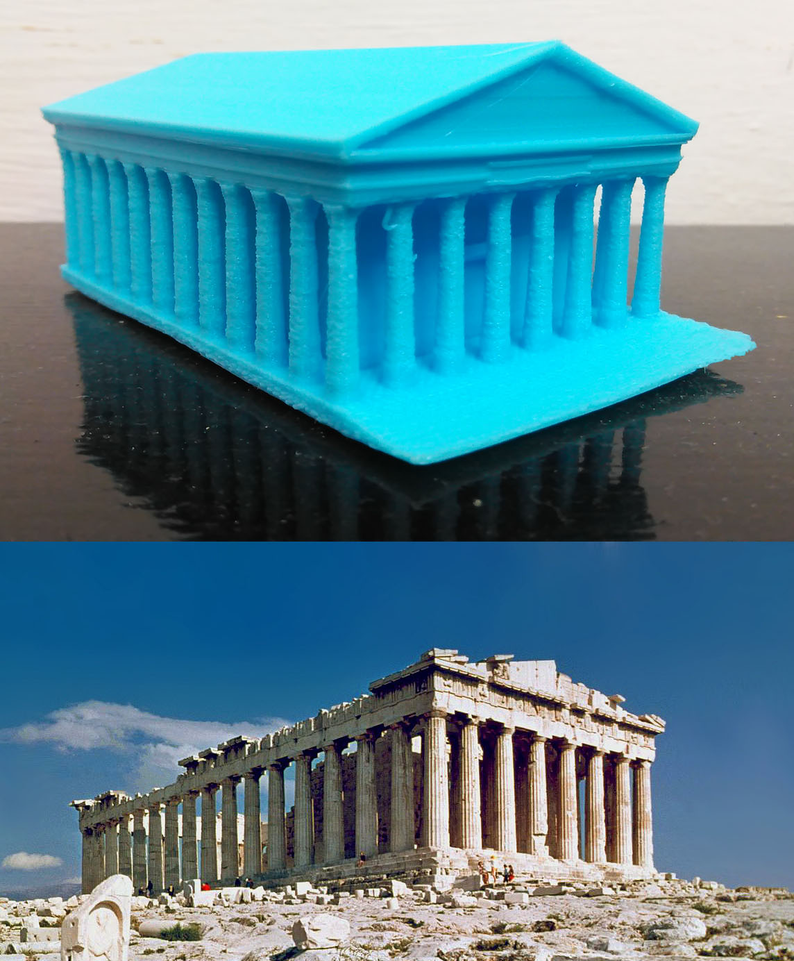 The_Parthenon_in_Athensעותק