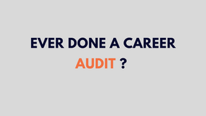 Want To Change Your Career Path? Consider Doing a Career Audit First.