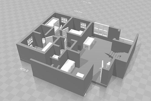 תכנית דירת מגורים