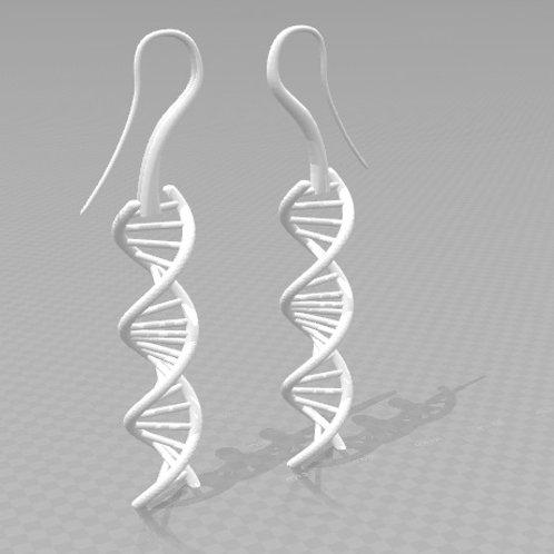 עגילים DNA